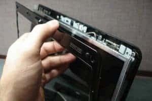Reparatie display laptop