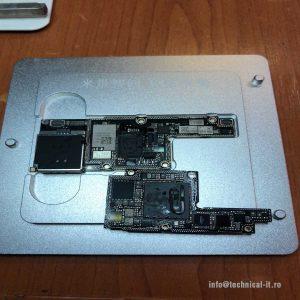 Reparatie logic board iPhone X