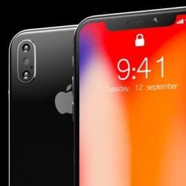 Service iPhone X