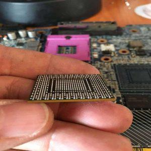 Reparații Placi video laptop