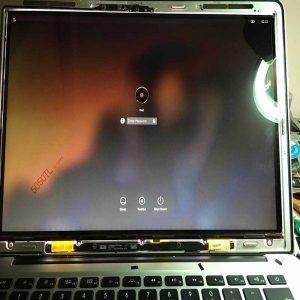 Schimbare display MacBook