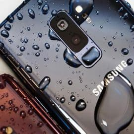Cât de rezistent la apă este telefonul tău?