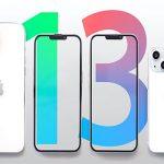 iPhone 13 specificatii si data lansare